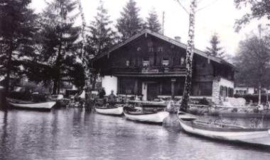 Hochwasser 1945